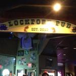 Lockport Pub - sign
