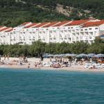 Hotel Zvonimir - front view