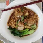 Best wonton noodle!