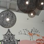 HK Cafe decor