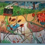 David Bridgeman Exhibition Cayman National Gallery Jan 2015
