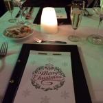 Bubbles & Shortbread! Christmas Dinner 2014