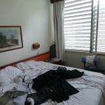 o quarto..