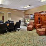 Boardroom great for meetings