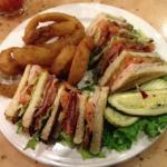 Tamarack Club with Onion Rings