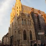 Vista. Se observa la Catedral