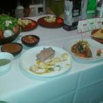 Muestra gastronómica algarrobo diciembre 2014