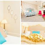Boutique Styled Rooms with Vintage Charm