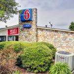 Motel 6 Burlington Foto