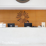 Front Desk at The Chava Resort