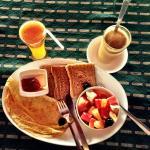 All-fresh breakfast