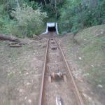 Entrada da mina