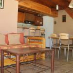 bungalow Moreno: living comedor