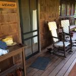 Old Weaver cabin, 2 porches with rockers!