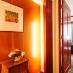 ラグジュアリーツイン◆Paris◆部屋入口◆内ドア付で、ちょっと贅沢な造り◆