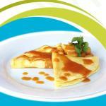 Krong Chas banana pancake