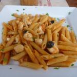 Fish Pasta(Sugo de Pesci)