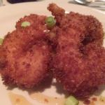Coconut shrimp appetizer (4)