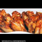 Mon & Wed 39 Cent Wings
