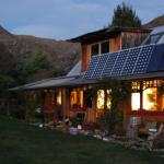 Main House at Mountain Spirit - Off-the-Grid