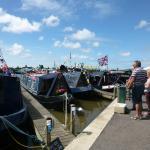 Boat Festival at Scarisbrick Marina and Tearoom