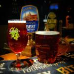 We are proud to offer you the very best in locally sourced ales.