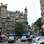 The Colaba Causeway..
