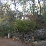 Bunker accommodation.