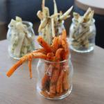 vege fries, czyli frytki inaczej