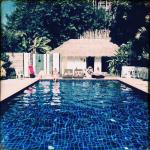 Pool @ Deejai garden
