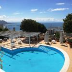 Terrazza panoramica piscina - Solarium