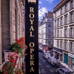Hotel Royal Opera Foto