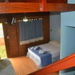 habitacion aireada y limpia