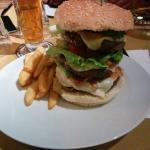 Hamburger top!!