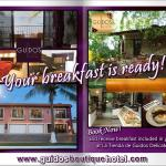 Complimentary American Breakfast for 2 at La Tienda de Guidos