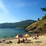 Yanui beach.