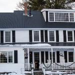 Winter at Bear Mountain Inn