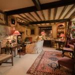 Sitting Room, Tudor Cottage B & B