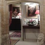 Tudor Archway, Entrance Hall