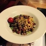Aubergine Restaurant Foto