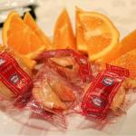Fortune Cookies and Oranges