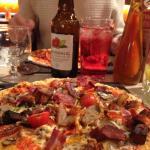 London Pizza - amazing!