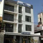 FACHADA DE NUESTRO HOTEL