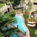 Foto de Hotel Labnah