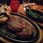 Toro Toro Tomahawk Steak