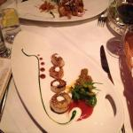 Soft Shell Crab & Spiced Scallops