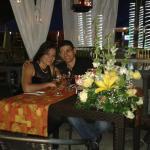 Gran cena romántica