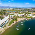 The Nautical Beachfront Resort in Lake Havasu City, Arizona.