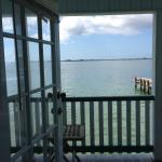 View from boat house´s room
