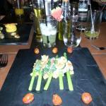 Barracuda Samui Dinner main course tuna